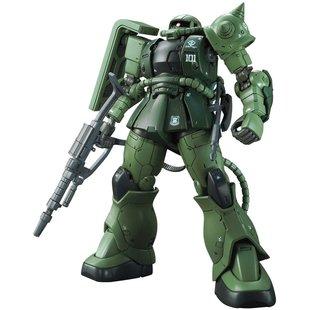 "#25 Zaku II Type C-6/R6 ""Gundam The Origin"", Bandai HG"