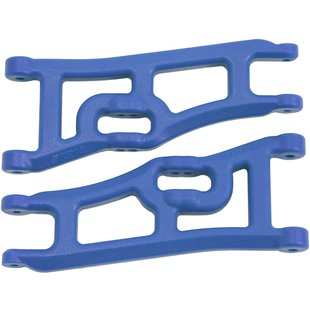 70665 Wide Front A-Arms Blue