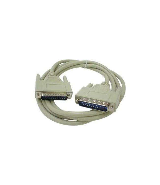 Cable Serie DB25M/DB25M 15ft