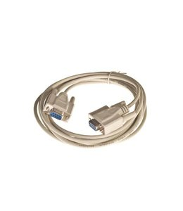 modem cable DB9F/DB9F 6Ft
