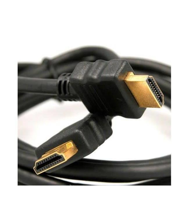 Câble HDMI haute vitesse avec Ethernet 1080p v1.4 15Ft