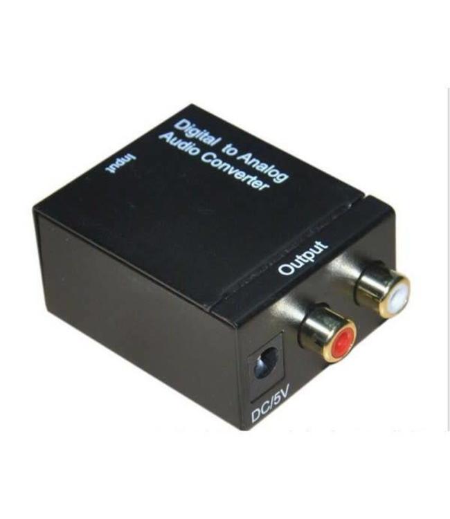 Convertisseur audio digital à audio analogue stéréo