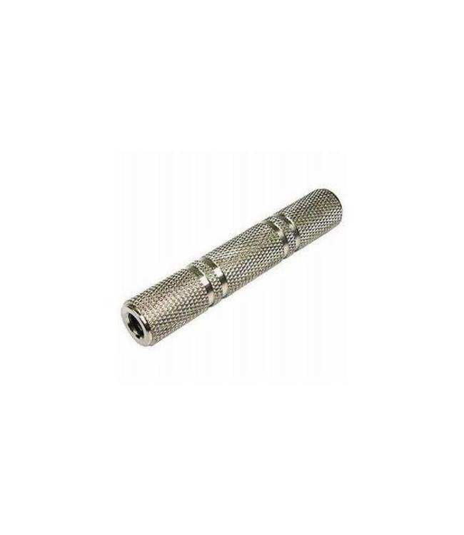 Adaptateur 6.35mm Mono F/F