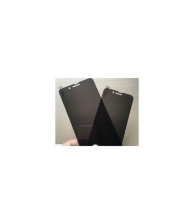 protecteur d'écran en verre teinté pour iphone 6+