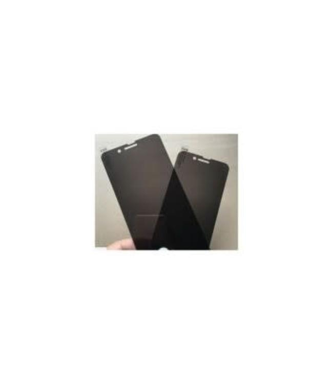 protecteur d'écran en verre teinté pour iphone 5/SE