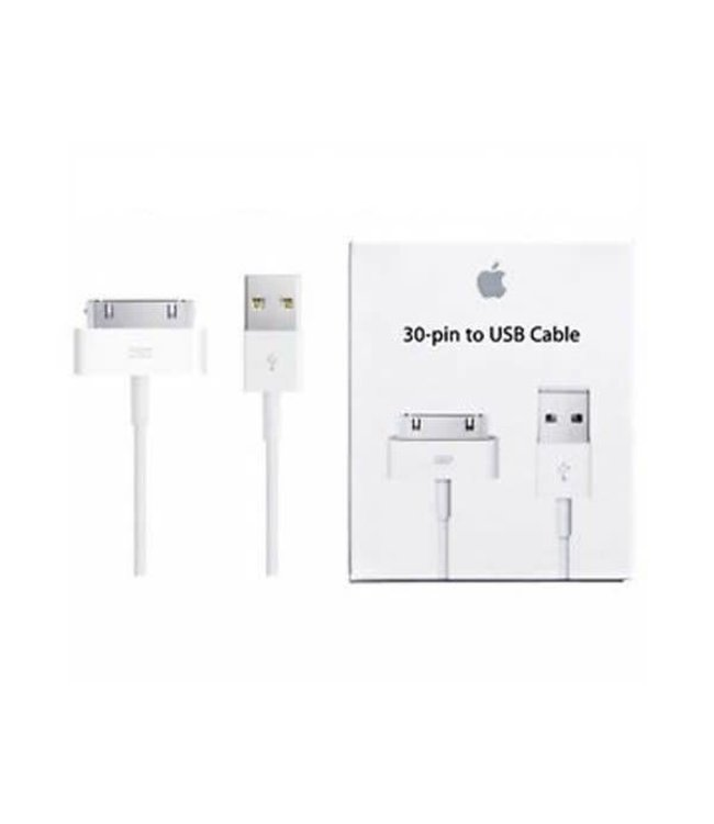 Apple Câble Apple original connecteur 30 broches à USB