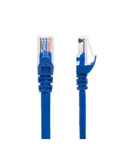 GlobalTone CAT6 ETHERNET NETWORK CABLE 25FT Blue
