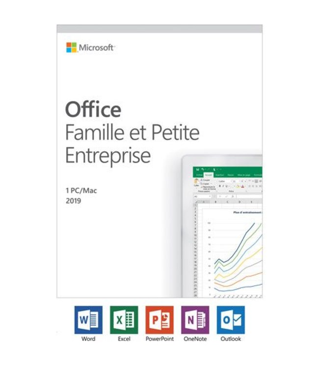 Microsoft Office Home et Business 2019 EN/FR