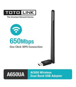 Antenne USB Wifi Totolink AC650