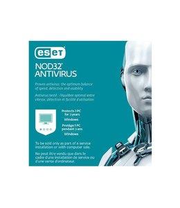 Eset Anti Virus NOD32 1 PC pour 3ans (OEM)