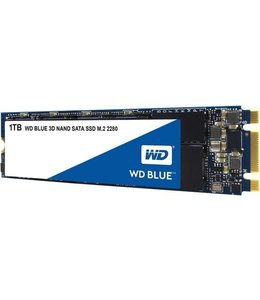 Western Digital WDS100T2B0B1Tb M.2
