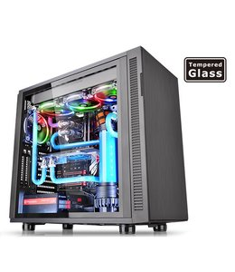 Boitier Thermaltake Suppressor F31 Tempered Glass