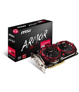 MSI Radeon RX 580 Armor Mark II 8Gb