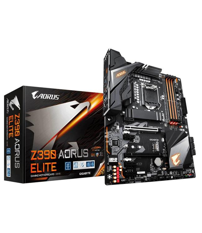Carte mere Aorus Elite Z390 (8Th/9Th)