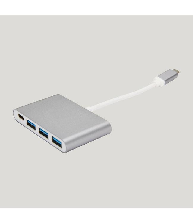HUB USB-C vers 3xUSB 3.1/1xUSB-C