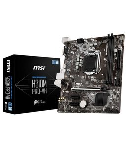 Carte mère MSI H310M-Pro 8Th mATX