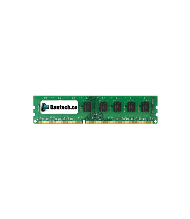 2 Go DDR3 1066Mhz DIMM used