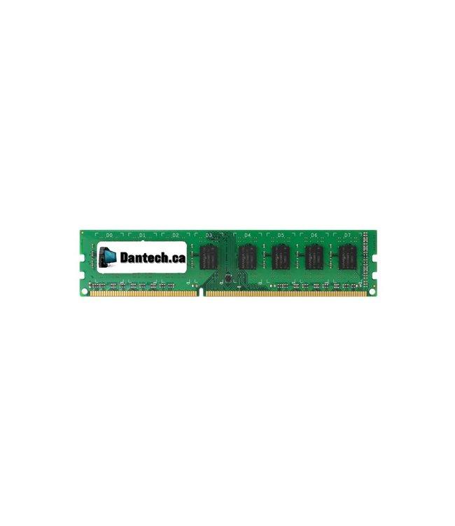 2 Go DDR3 1333Mhz DIMM usagée