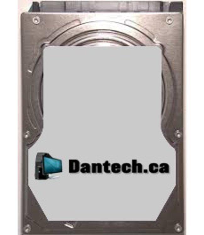 Used 2.5'' SATA hard drive 320 Gb