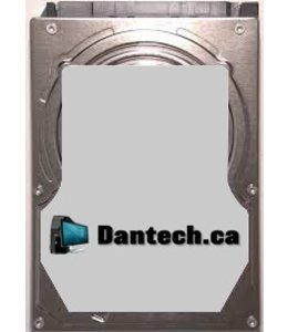 Used 2.5'' SATA  hard drive 80 Gb