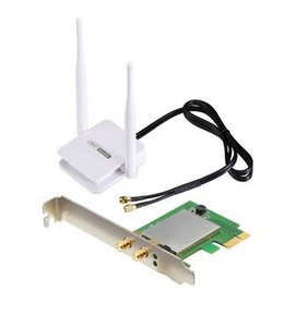 Carte Wifi Totolink AC1200 PCI-E Dual band