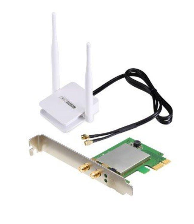 Carte Wifi Totolink AC1200 PCI-E Dual band