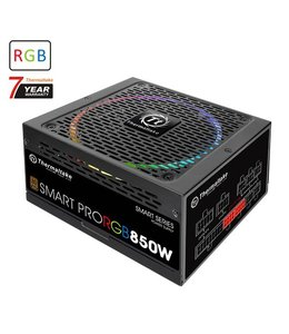 Alimentation Thermaltake Smart Pro 850W 80+ Bronze RGB Modulaire