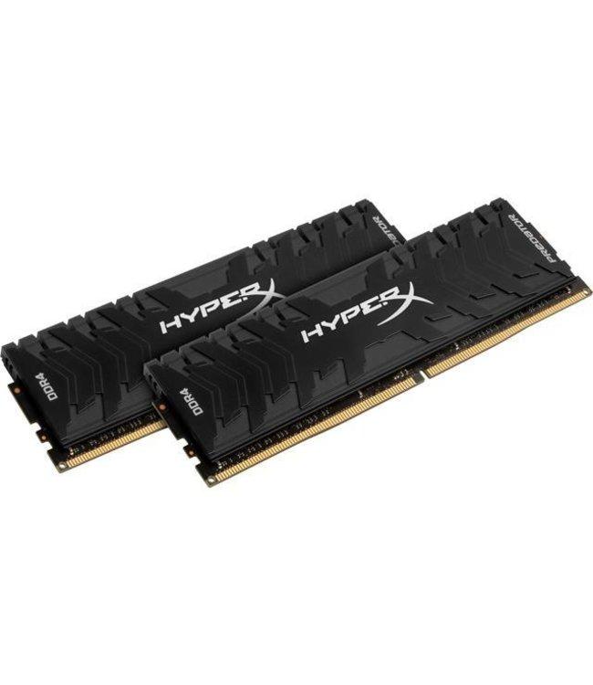 Memory HyperX Predator 32Go (2x16Go) 3000Mhz DDR4