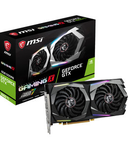 Nvidia MSI GTX 1660TI Gaming X 6G