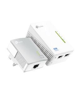 Adaptateurs TP-Link CPL AV600 WPA4220 Kit Wifi