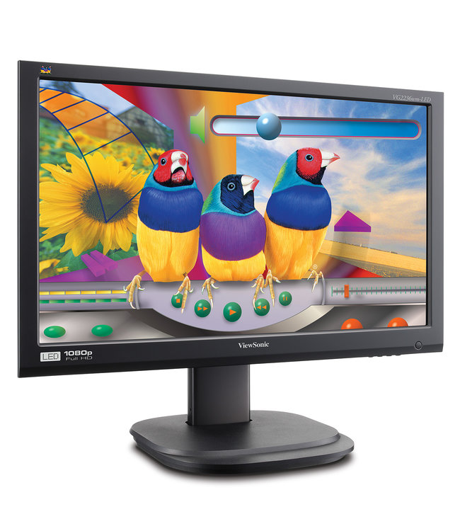 "ViewSonic VG2236WM 22"" VGA/DVI"