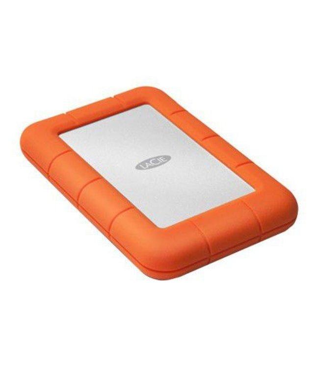 LaCie Disque dur externe 2To LaCie Rugged Mini USB-C