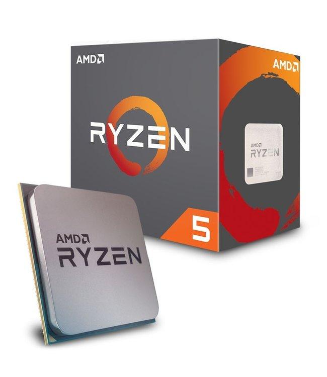 AMD Ryzen 5 2600 @3.9Ghz