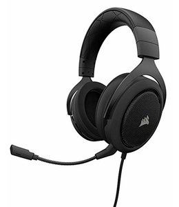 Micro/Casque Corsair HS50 Carbon