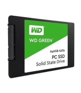 WESTERN DIGITAL SOLID STATE DRIVE WD Green 2.5 240 Go