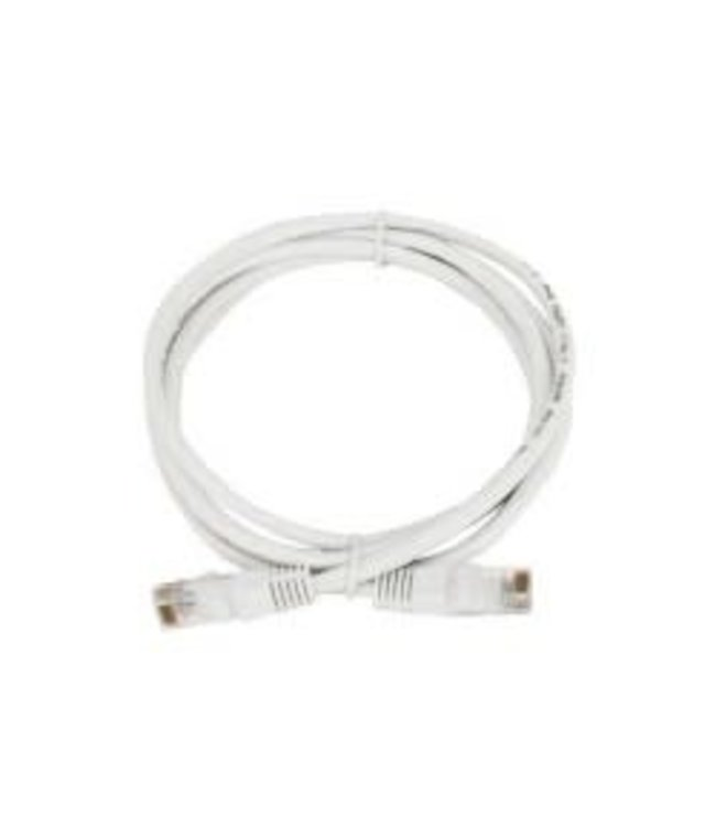 GlobalTone CAT6 ETHERNET NETWORK CABLE 1.5FT White