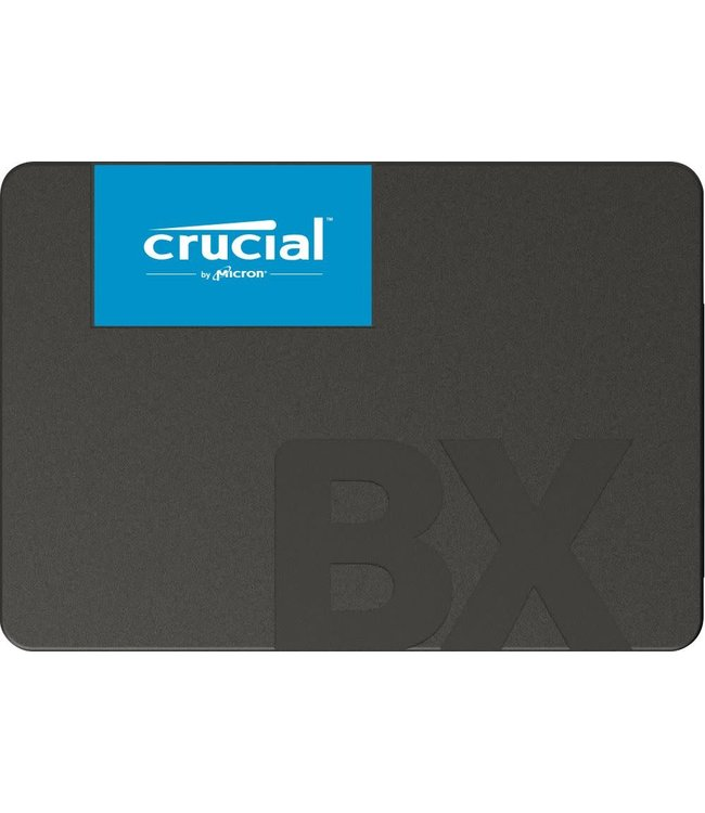 Crucial SSD Crucial BX500 120 GB 2,5 pouces SATA 3D NAND