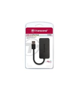 transcend Hub USB 3.1 Transcend 4 port HUB2K