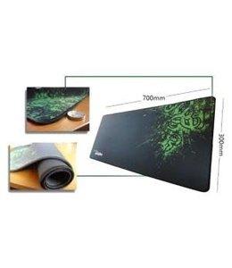 tapis de souris Générique Noire/Vert 700mm x 300mm