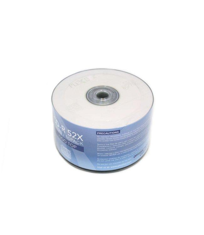 PlexDisc PlexDisc CD-R 52X 700Mo 50Pq
