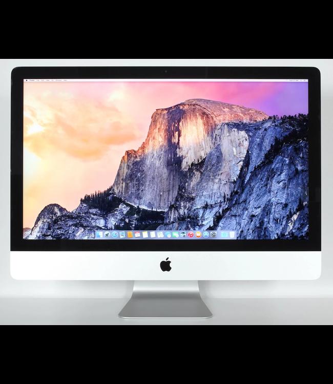iMac i5 2500s 2.7ghz 8Go 1TB 27'' (Mid-2011)
