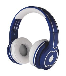 Nutz Head Phones Casque audio Nutz Pro (NPRO-W-EB) Bleu