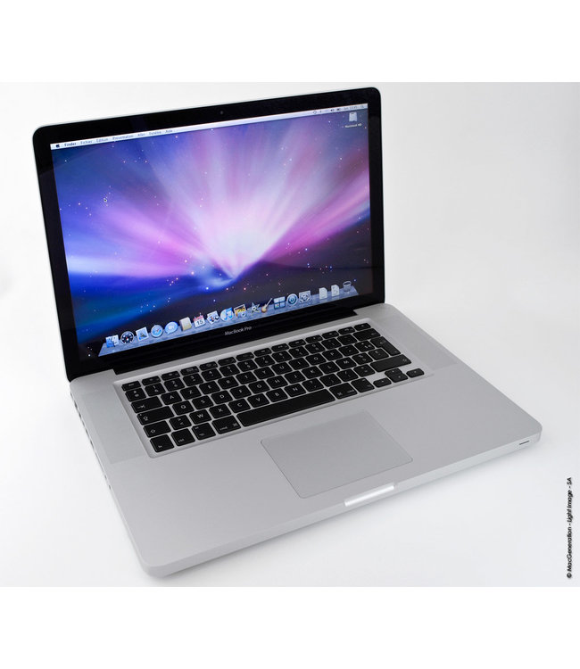 Apple Macbook pro 15'' Late 2009 C2D P8700 /4Go/500Go