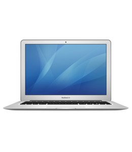 Apple MacBook Air 13'' (mid-2011) i5-2557M@1.7GHz/4Go/128Go
