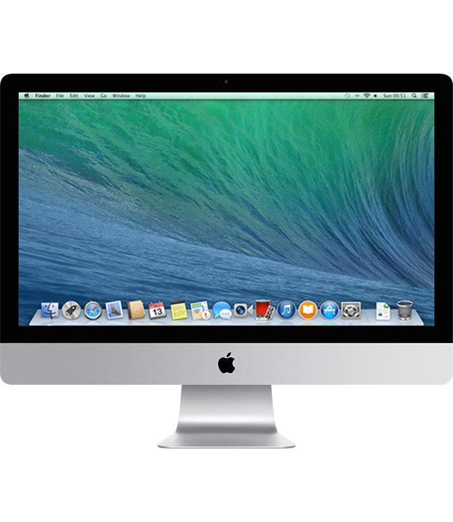 Apple iMac Late 2013 A1418 i7-4770s 3.1 GHz / 8Go / 251 Go ssd 21.5