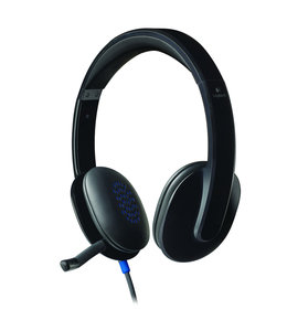 Logitech Logitech USB casque H540 avec Mic Refurb