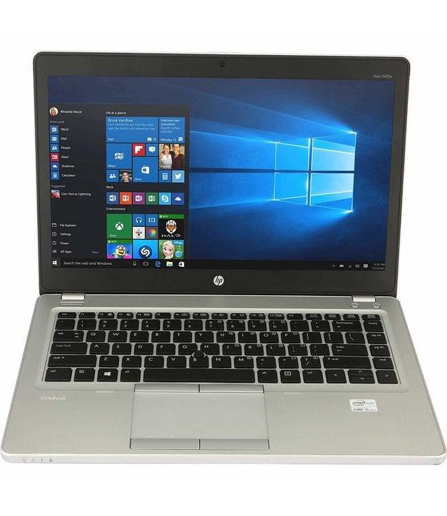 HP EliteBook Folio 9480m i5-4310u @2.0Ghz/8Go/160Go SSD Win10 Pro
