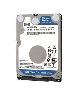 WESTERN DIGITAL Disque Dur 500 Go 2,5'' Western Digital Black WD5000LPCX