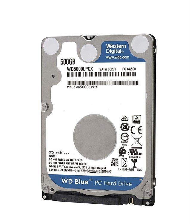 WESTERN DIGITAL Disque Dur 500 Go 2,5'' Western Digital Black WD5000LPCX