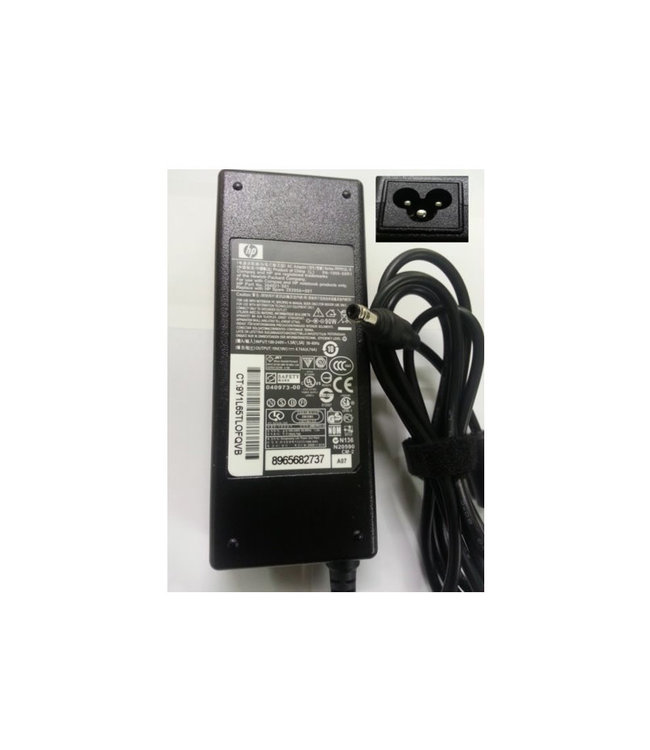 HP AC Adapter19V-4.74A (4.8x1.7mm)